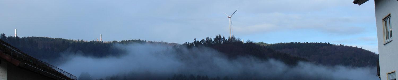 Odenwald - Windkraft jenseits der Physik ?
